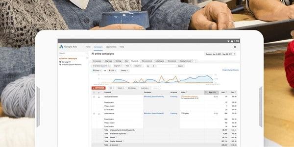 گوگل ادرورز
